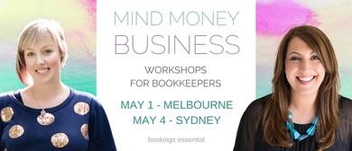 Mind Money Business Workshop for Bookkeepers