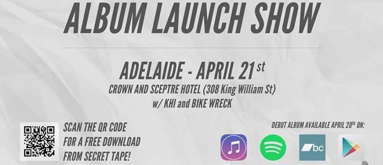 Secret Tape – Album Launch Showm