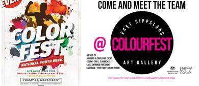 East Gippsland Art Gallery – Colour Fest