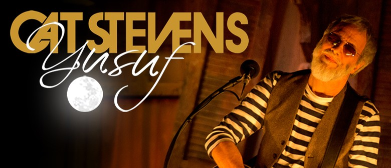 Yusuf/Cat Stevens – 50th Anniversary Peace Train Tour
