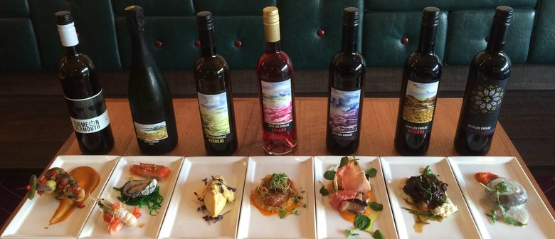 Matched Spanish Wine Dinner