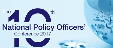The 10th National Policy Officers' Conference 2017