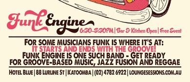 Funk Engine – Album Launch