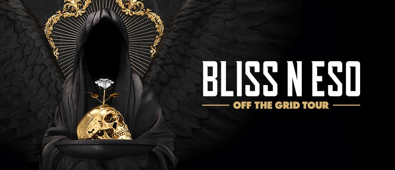 Bliss N Eso – Off the Grid Album Tour: SOLD OUT
