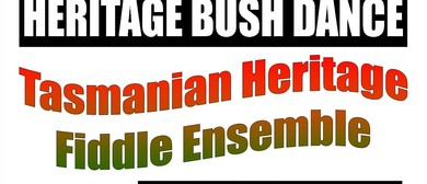 Heritage Bush Dance