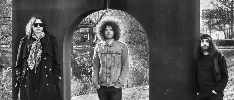 Wolfmother – National Gypsy Caravan Tour