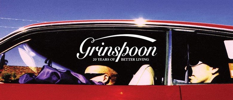 Grinspoon – 20 Years of Better Living: SOLD OUT