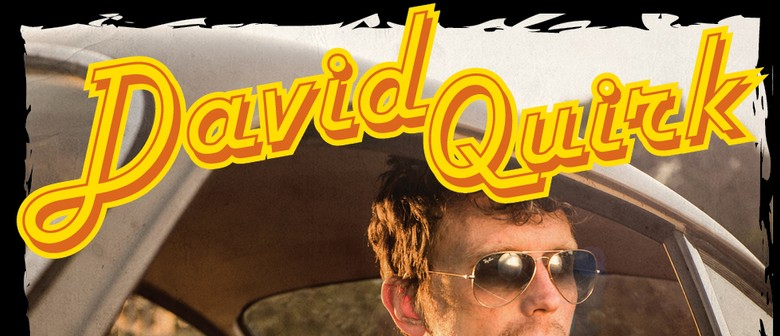 Stand Up Comedy With David Quirk