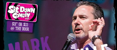 Stand Up Comedy With Mark McConville