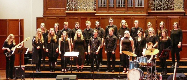 Lunchtime Concert Series – Adelaide Connection Jazz Choir