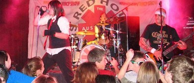 Australian Red Hot Chilli Peppers and Nirvana Tribute Show