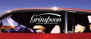 Grinspoon – Guide To Better Living National Tour
