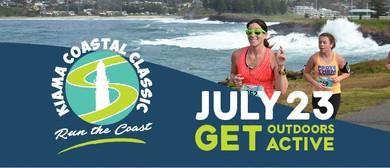 Kiama Coastal Classic – Run the Coast 14km, 10km, 2.5km