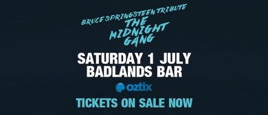 The Midnight Gang – Bruce Springsteen Tribute