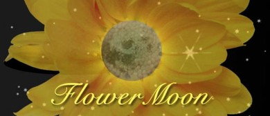 Full Moon Meditation Sound Journey Flower Moon 2017