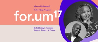 for.um17 – Thrive Global's One Day Program