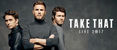 Take That – Live Tour 2017