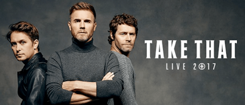 Take That – Live Tour 2017