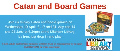 Catan and Board Games Group