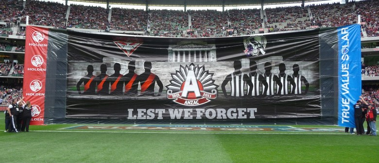 ANZAC Day Clash – Bombers Vs the Pies
