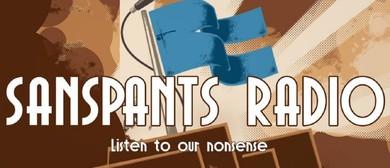 Sanspants Radio – Comedy Event