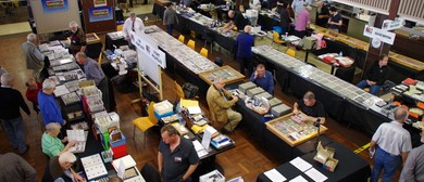 Stamp and Coin Show 2017