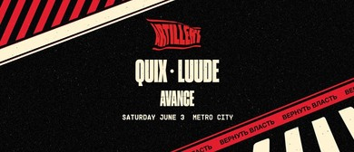 Artillery Feat. Quix and Luude