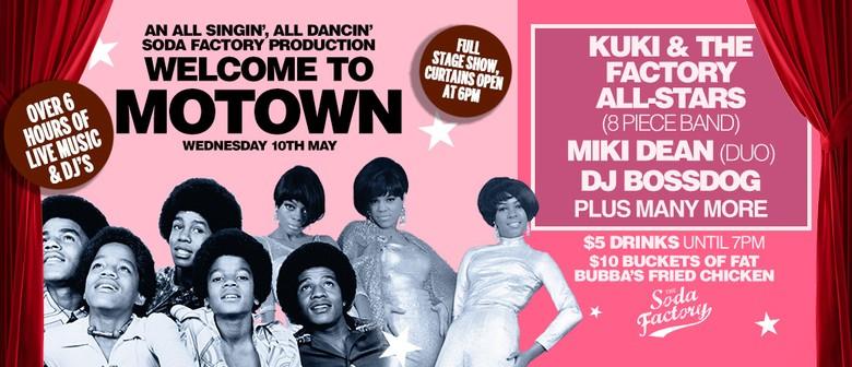 Motown – All Singin', All Dancin'