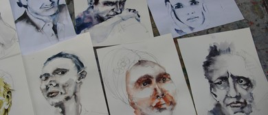 Portrait Painting In Watercolour Made Easy