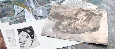 Printmaking Made Easy With Karen Ball