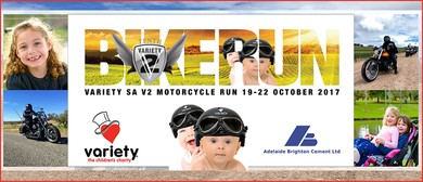 Variety SA V2 Motorcycle Run 2017
