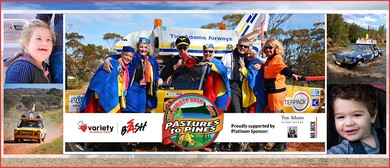 SA Variety Bash 2017 – Pastures to Pines