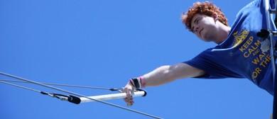 Flying Trapeze 10-Week Challenge