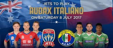 Must-See International Soccer – Jets Facing Audax