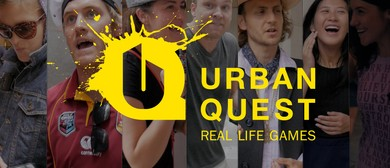 Urban Quest – Next Level Amazing Race