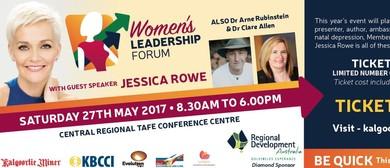 RDA Women's Leadership Forum