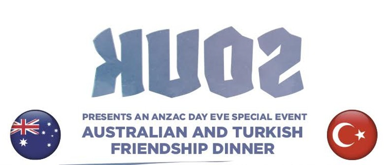 Journey To Gallipoli - Anzac Eve Special DInner Event