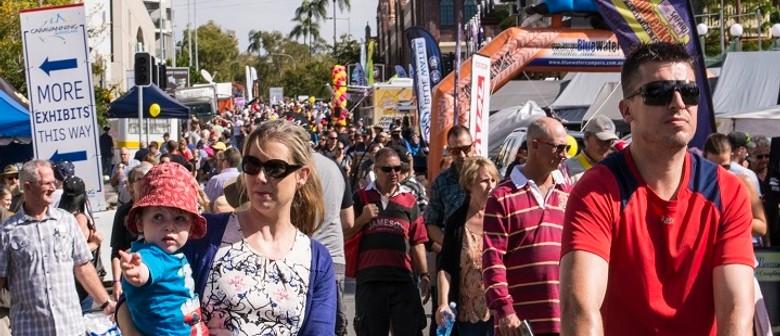 Queensland Caravan, Camping and Touring Supershow