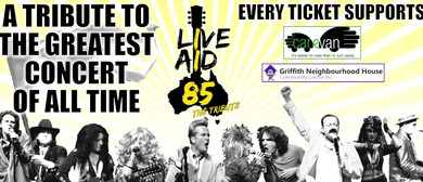 Live Aid 85 – The Tribute