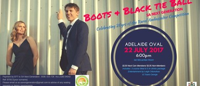 SA Next Generation Boots and Black Tie Ball