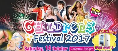 Children's Festival 2017