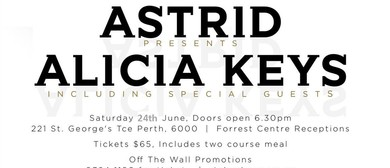 Astrid Alicia Keys