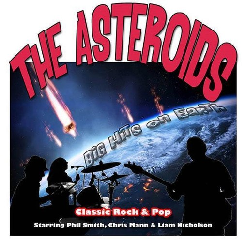Phil Smith and The Asteroids - Upwey - Eventfinda