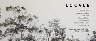 Locale…and the Gesture of Return – A Group Exhibition