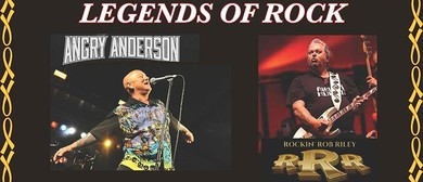 Rock Kids With Cancer Concert 1