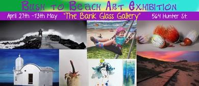 Bush to Beach Art Exhibition