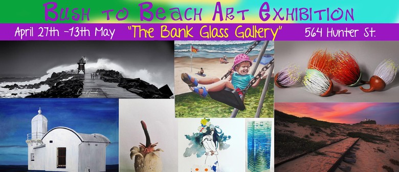 Bush to Beach Art Exhibition