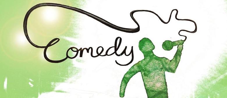 Green Lights Comedy 4th Birthday Show