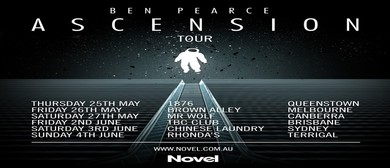 Ben Pearce – Ascension Tour
