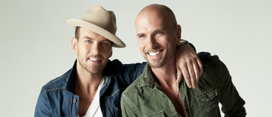 Matt and Luke Goss – Bros